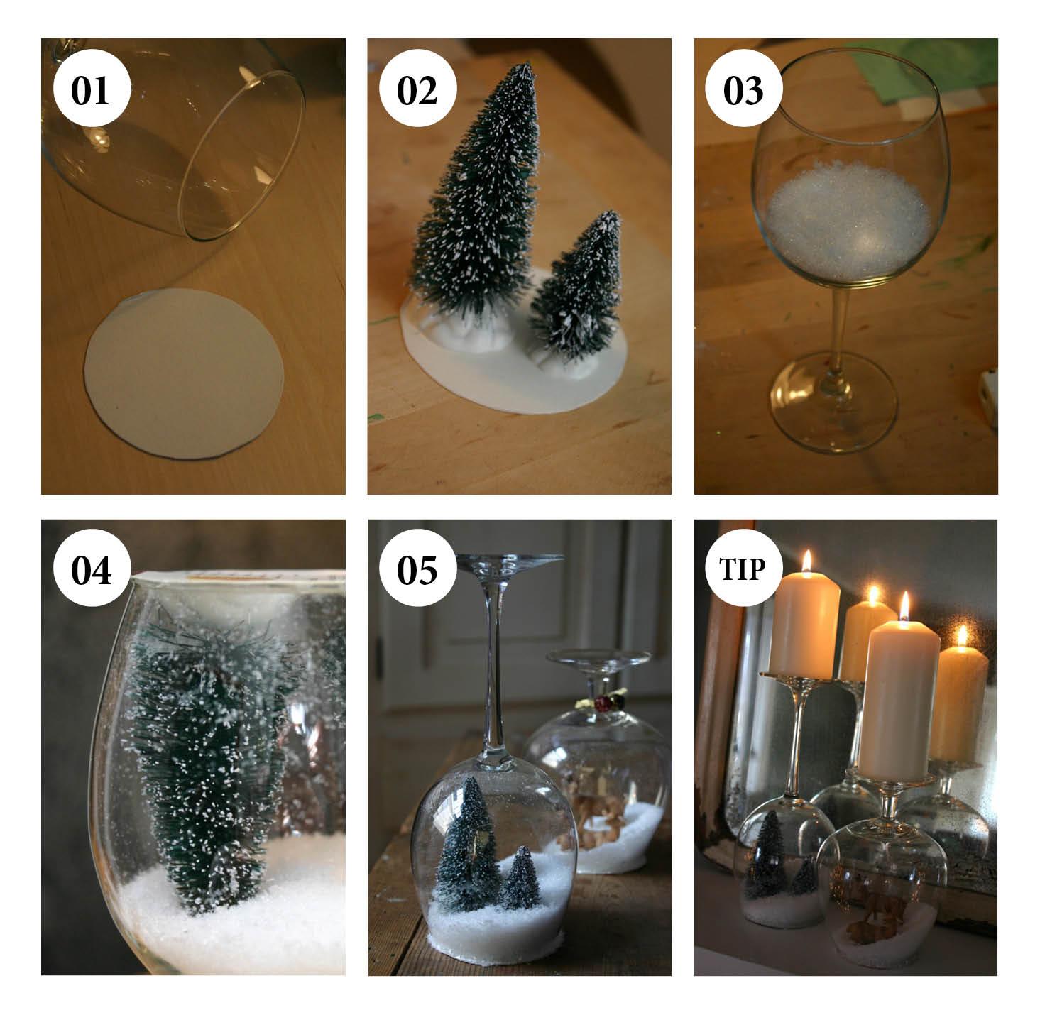 Diy je eigen kerst decoratie liefs van thuis for Zelf decoratie maken